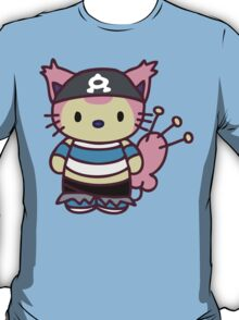 Hello Skitty - Team Aqua Grunt T-Shirt