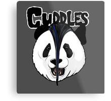 the misfits cute panda bear parody Metal Print
