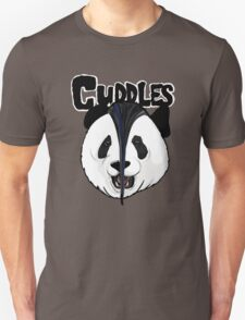 the misfits cute panda bear parody T-Shirt