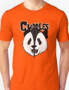 the misfits cute panda bear parody Unisex T-Shirt