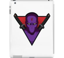 Foot Soldier iPad Case/Skin