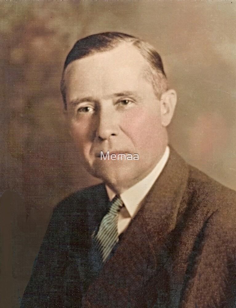 My Grandfather, John Stuart Smart by Memaa