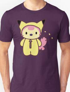 Hello Skitty - Pikachu T-Shirt