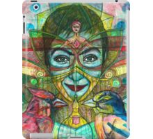 She Thought She Was Small and Trapped, But She Was Not iPad Case/Skin