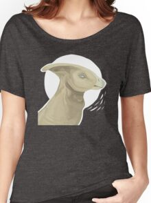 Parasaurolophus  Women's Relaxed Fit T-Shirt