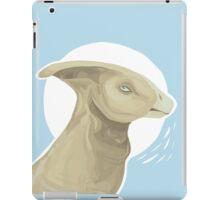 Parasaurolophus  iPad Case/Skin