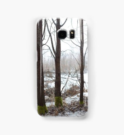 Misty Moss Walkers Samsung Galaxy Case/Skin