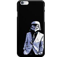 Storm Trooper In Suit iPhone Case/Skin