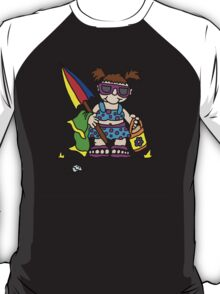 Little Beach Girl T-Shirt