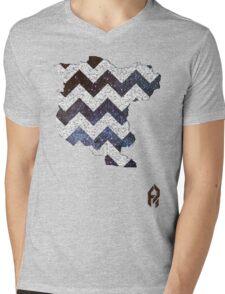 Simulacrum. Mens V-Neck T-Shirt