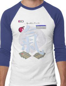 Plain Mirepoix. Men's Baseball ¾ T-Shirt