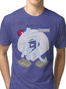Plain Mirepoix. Tri-blend T-Shirt