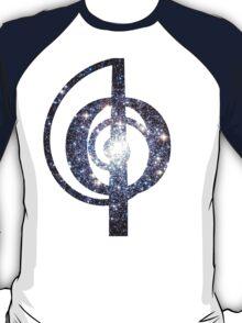 Cluster Galaxy | Phi Spiral  T-Shirt