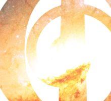 Galactic Inferno | Phi Spiral  Sticker