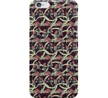 art deco rose iPhone Case/Skin