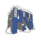 PSR 3D logo by Daniel O'Keefe