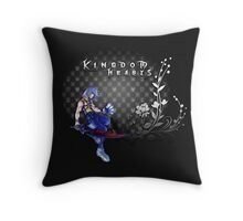 Kingdom Hearts - Riku Throw Pillow