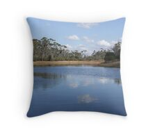 yornanning dam western australia Throw Pillow