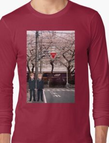 brother in tokyo Long Sleeve T-Shirt