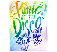 P!ATD my shirt edit Poster
