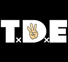 TDE HiiiPower Black Hippy Tan by Telic