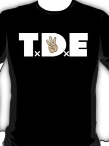 TDE HiiiPower Black Hippy Tan T-Shirt