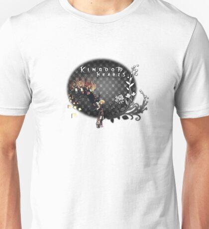 Kingdom Hearts - Roxas, Axel, Xion Unisex T-Shirt