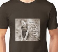"Smiles ""Thinking of You"" ~ Greeting Card Unisex T-Shirt"