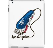 LA Clippers iPad Case/Skin