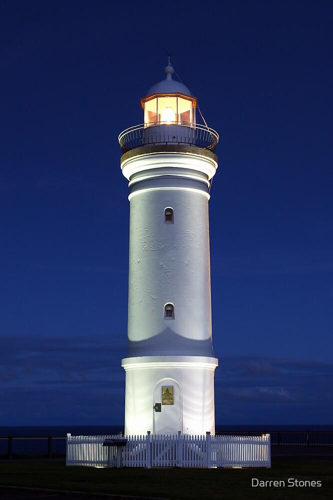 Kiama Lighthouse by Darren Stones