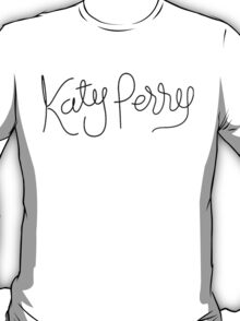 KATY PERRY LOGO T-Shirt