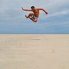 Flying by Carlos Rodriguez