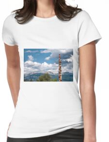 Totem Beauty Womens Fitted T-Shirt