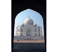 Taj Mahal, India Photographic Print