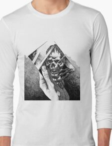 Oneohtrix Point Never - Replica Long Sleeve T-Shirt