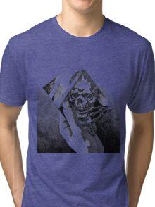 Oneohtrix Point Never - Replica Tri-blend T-Shirt