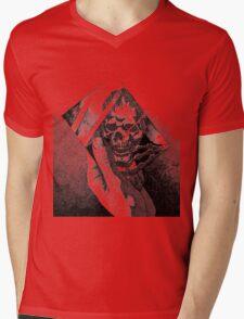 Oneohtrix Point Never - Replica Mens V-Neck T-Shirt