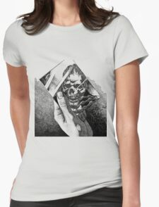 Oneohtrix Point Never - Replica Womens Fitted T-Shirt