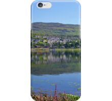 Reflections on Loch Linnhe iPhone Case/Skin