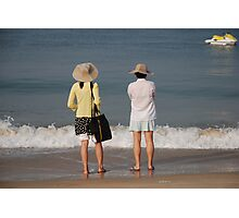 Goa beach, India Photographic Print