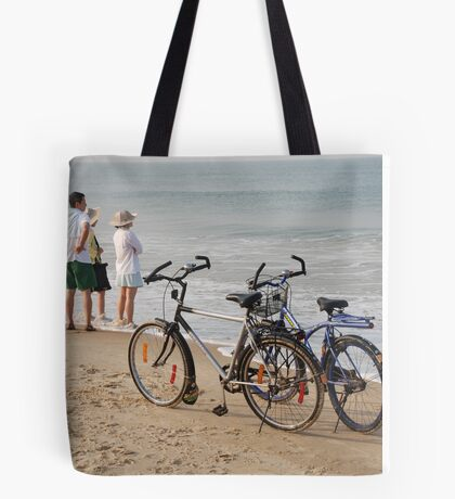 Goa beach, India Tote Bag