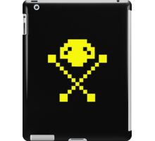 Frogger Skull  iPad Case/Skin
