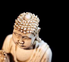 Buddha I by Antonio Marques