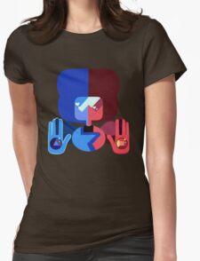 Garnet - Made of Love Womens Fitted T-Shirt