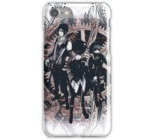 Kuroshitsuji (Black Butler) - Ciel, Sebastian and Drocell [Band Version] iPhone Case/Skin