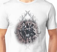 Kuroshitsuji (Black Butler) - Ciel, Sebastian and Drocell [Band Version] Unisex T-Shirt