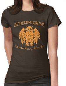 Bohemian Grove - Monte Rio, California Womens Fitted T-Shirt