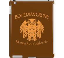 Bohemian Grove - Monte Rio, California iPad Case/Skin