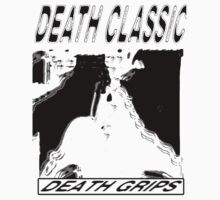 Death Classic Kids Clothes