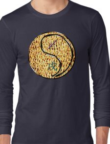Sagittarius & Dog Yang Fire Long Sleeve T-Shirt